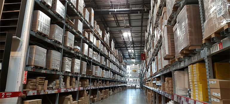 We offers top-rated warehousing services in Long Island City