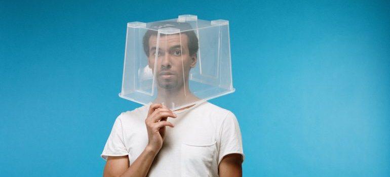 -plastic storage bins