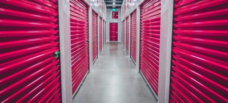 Good-looking storage units
